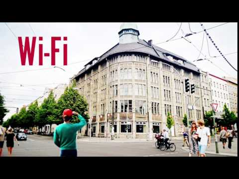 C-HR BERLIN & Wi-Fi