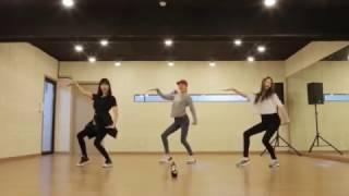 오렌지캬라멜   까탈레나 안무 거울모드 ORANGE CARAMEL Catallena Dance Only Mi…