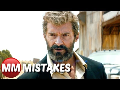 Thumbnail: 10 Logan Movie Mistakes You Didn't See | Logan Movie