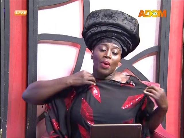 Odo Ahomaso on Adom TV (27-7-18)