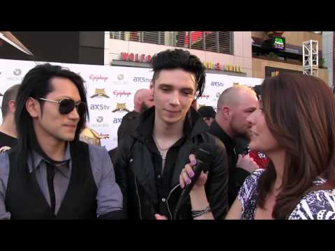 Frankie DiVita Interviews Black Veil Brides