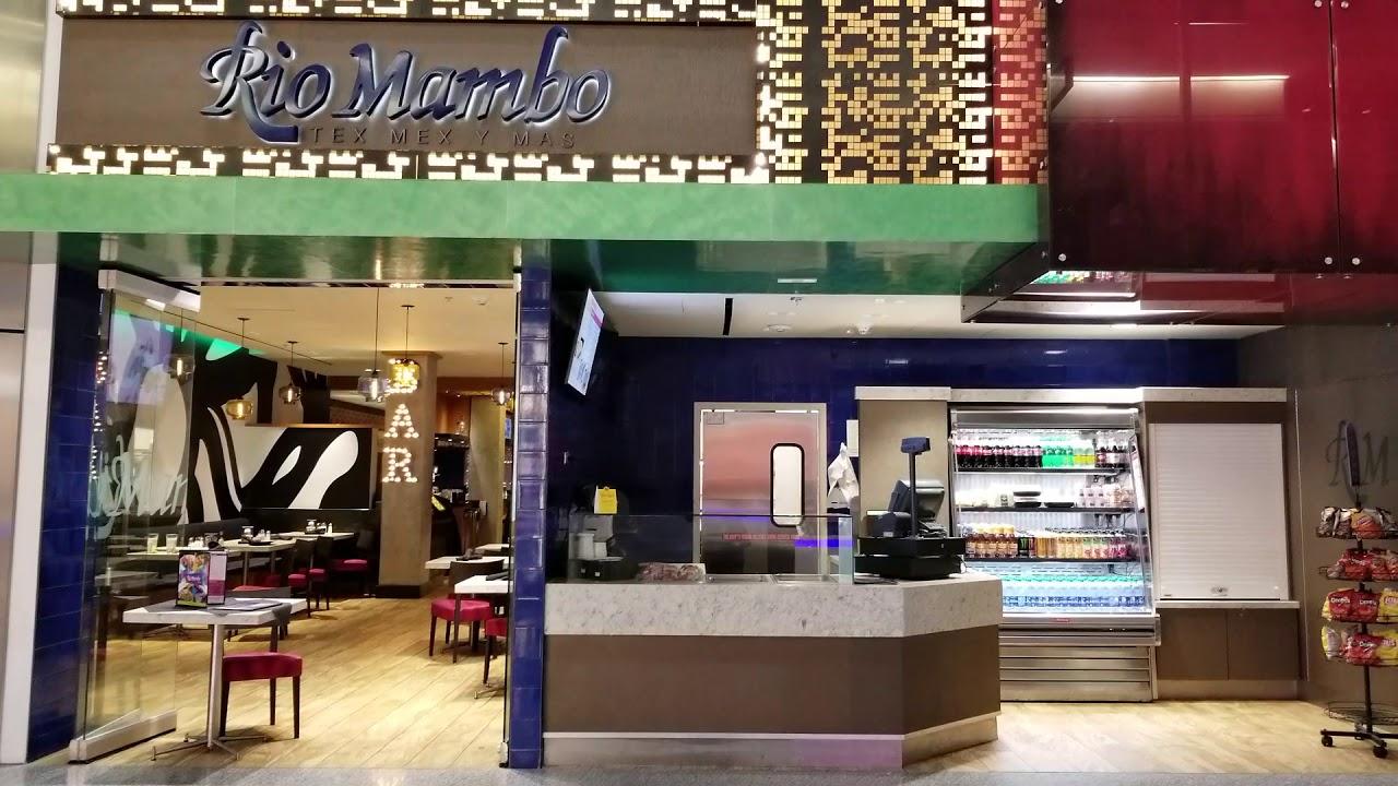 Dfw Airport Terminal D Rio Mambo Tex Mex Restaurant