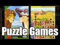 PUZZLE GAMES - Mind Bending Hidden Gems for GBA, NES, PSP, DS, N64 & MORE!