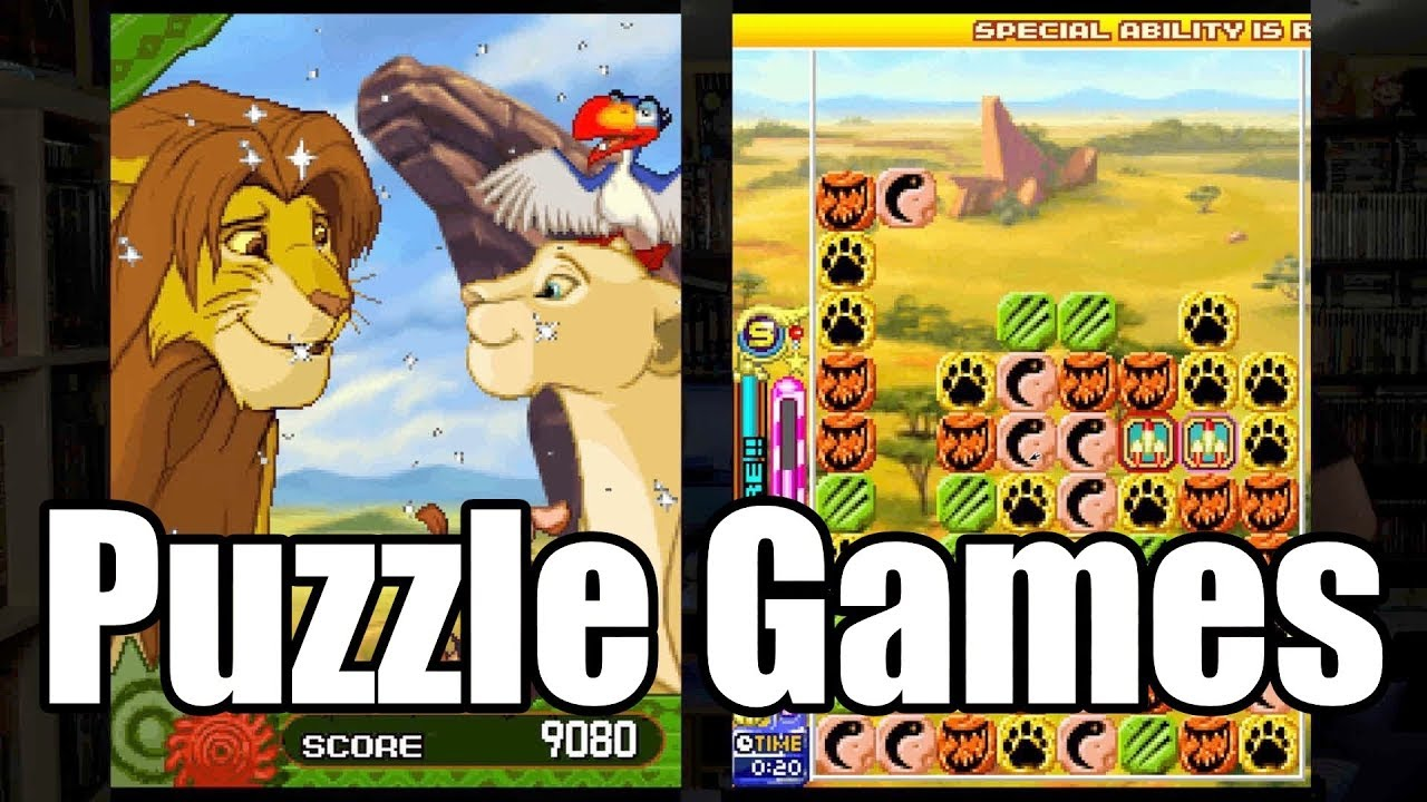 Puzzle Games Mind Bending Hidden Gems For Gba Nes Psp Ds N64
