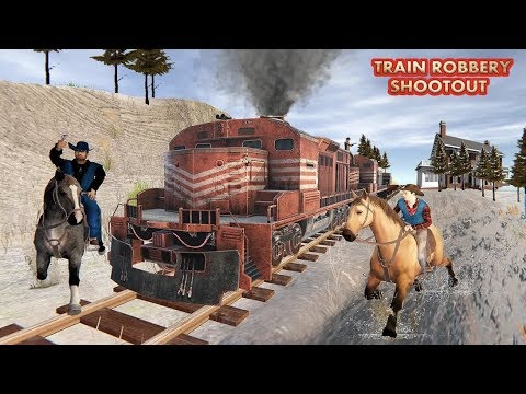 Wild West Cowboy Gunfighter: Western Cowboy Games Android Gameplay