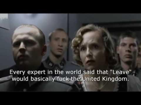 Boris Johnson's HQ as the EU referendum result comes in.
