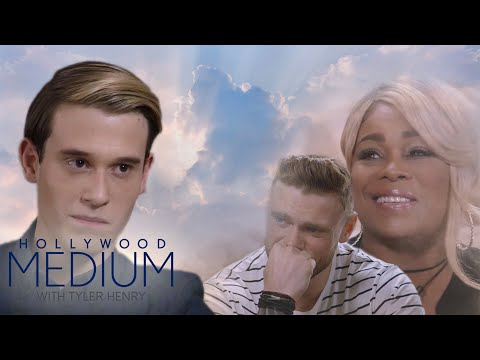 The Mo & Sally Show - My Obsession With Hollywood Medium Tyler Henry Continues