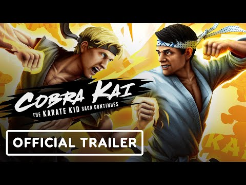 Cobrai Kai - Official Game Reveal Trailer