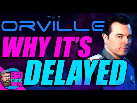 The Orville Season 3 | Production Shut Down Earlier This Year... NOW WE KNOW WHY!