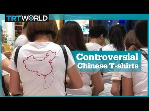 Chinese tourists anger Vietnam with controversial map T-shirts