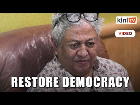 Zaid Ibrahim: We