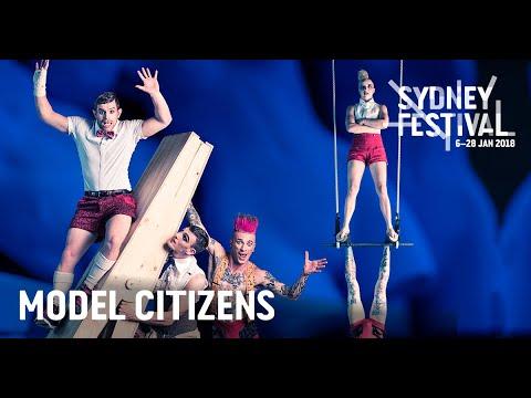 Model Citizens | Sydney Festival 2018
