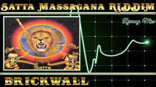 Satta Massagana Riddim Aka Raggy Road Riddim 1997 [ BrickWall]   Mix By Djeasy
