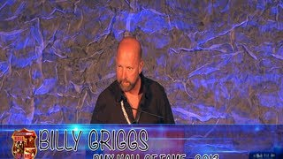 2013 National BMX Hall of Fame - Billy Griggs