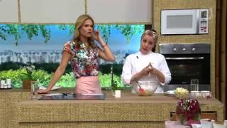 Você Bonita - Torta de Couve-Flor  (24/09/2015)