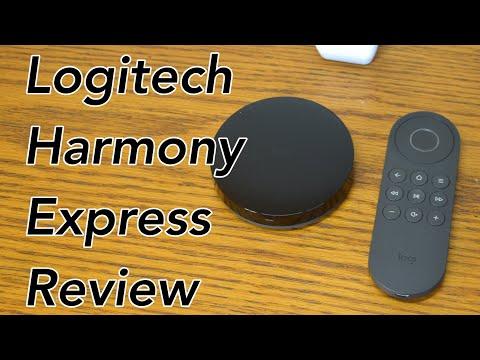 Logitech Harmony Express Review