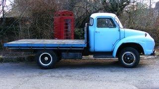 Bedford J Type Vintage Truck For Sale #2
