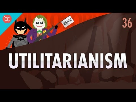 Utilitarianism: Crash Course Philosophy #36