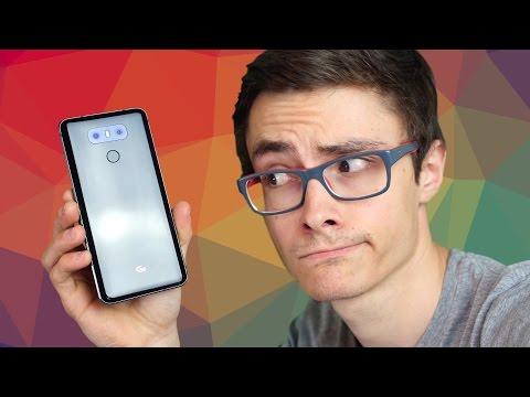 Pourquoi j'ai choisi le LG G6 (et pas le S8) ?