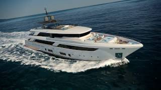 Luxury MegaYacht - Custom Line Yacht Navetta 42 Project(, 2017-04-03T14:50:38.000Z)