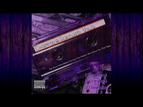 Chopped & Screwed Vol.6 - Throwback Hustle [MIXTAPE] by DJ Grim Reefer