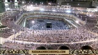 Night 3 21st July 2012 Makkah Witr+dua  by Sheikh Sudais