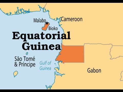 Equatorial Guinea Trip & African Bits.mov