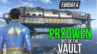 Fallout 4: Going to the Prydwen Straight out of the Vault