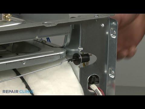 KitchenAid Convection Gas Range Door Switch Replacement - Model #KSGB900ESS1