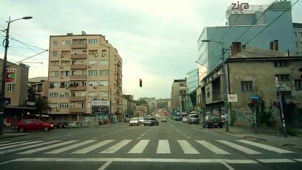 ruzveltova ulica beograd mapa Ruzveltova ulica Beograd, Avgust 2014   YouTube ruzveltova ulica beograd mapa