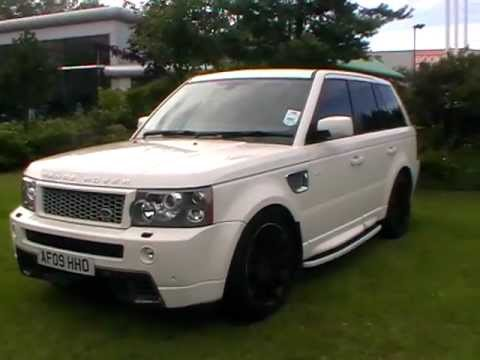 www.dealerpx.com Range Rover Sport Stormer Edition TDV6 Automatic ...