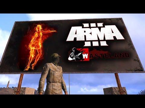 Arma 3 │Мод Wasteland