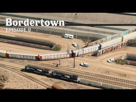 Cities Skylines: Border Patrol  Bordertown  EP9