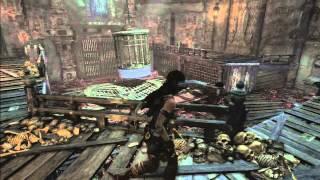 PS3 Longplay [118] Tomb Raider (part 3 of 3)