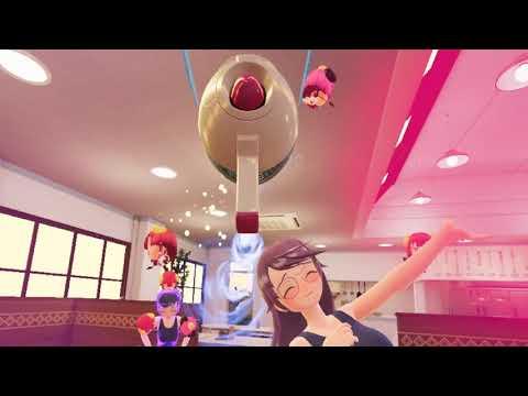 Gal*Gun 2 PC VR Gameplay