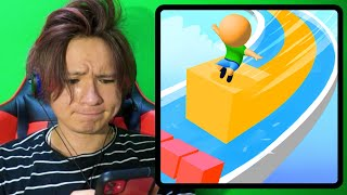 広告多すぎて見かけるゲーム 【Cube Sufer】 PDS