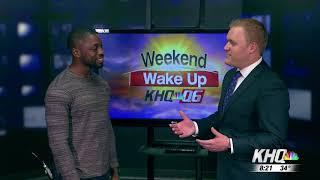 KHQ Weekend Wake Up Show: Preacher Lawson Interview