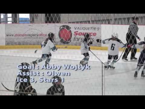 Ottawa Ice Atom A 2016 vs Gloucester Stars Nov 12, 2016