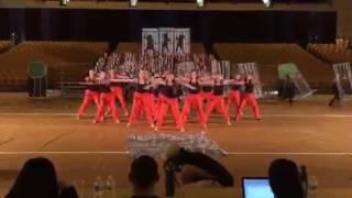 jmu alpha phi greek sing 2017 2nd place winners