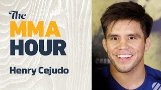Henry Cejudo Says T.J. Dillashaw Cutting To Flyweight 'Looks Like A Cross Country Runner'