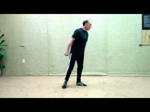 Jun Fan - Jeet Kune Do trapping from jab and cross: Rick Tucci