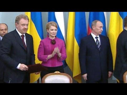 Bà Yulia Tymoshenko ra tòa