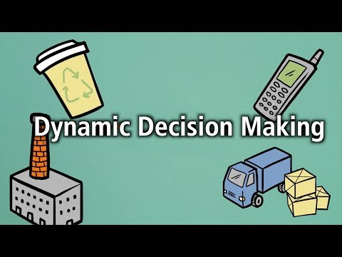 What is Dynamic Decision Making?