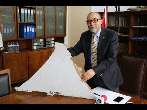 Debris found in Mozambique 'almost certainly' from MH370: Australian gov't