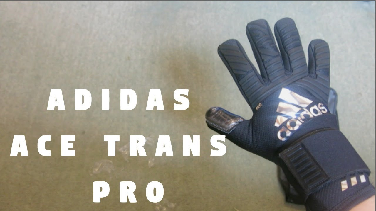 buy online 635ea 202fc Adidas Ace Trans Pro Magnetic Storm - Unboxing / Preview