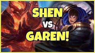 Shen Vs Garen