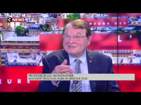 (En Subs) - Nobel Prof. Montagnier : COVID-19 caused by a vaccine experiment gone bad - 2020.04.17