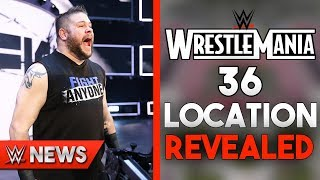 Kevin Owens Returning Soon?! WrestleMania 36 Location Revealed! - WWE News Ep. 208