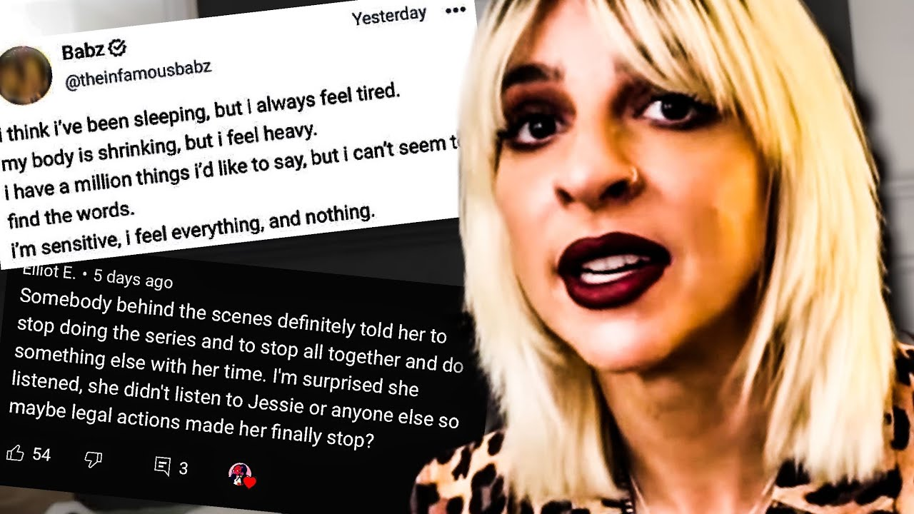 Gabbie Hanna is in BIG TROUBLE right now...