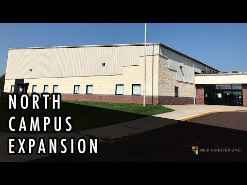 New Hanover UMC North Campus Expansion